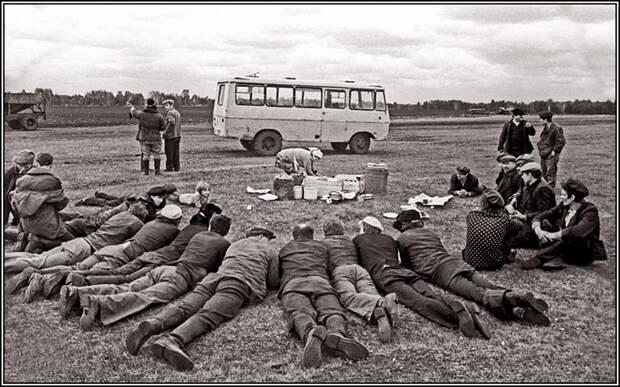 Щемящие сердце советские фотографии Владимира Ролова Владимир Ролов, СССР, фото