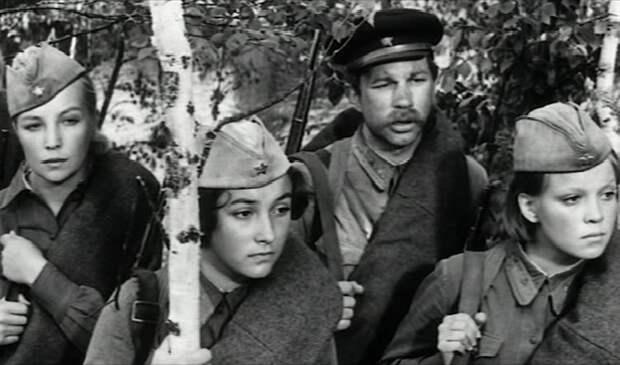 «А зори здесь тихие»: что не так с этим советским фильмом