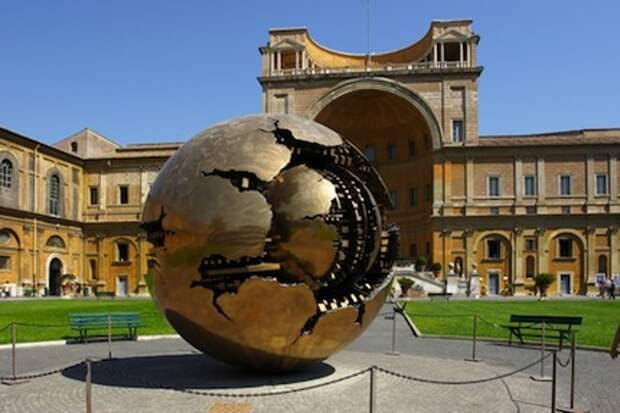 Музей Ватикана. Рим