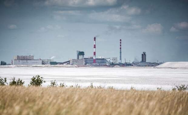 Алтайский завод «Кучуксульфат» находится под прессингом рейдеров