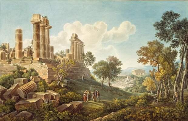 Катапульта Архимеда против бочки Диогена: как сохранить мировое античное наследие