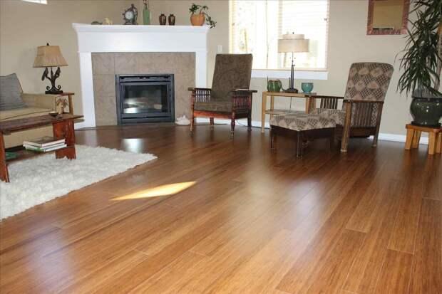 как выбрать линолеум в квартиру приятный оттенок коричневого