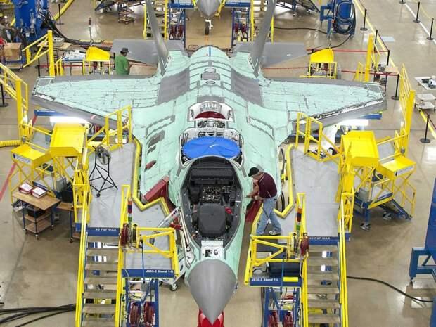 F-35 Lightning II: впечатляющий прорыв или эпичный «фэйл» американского ВПК