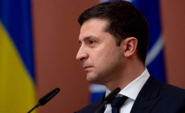Зеленский рассказал, сколько войск ВС РФ находится на границе с Украиной