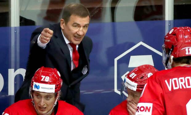 Валерий Брагин оценил победу над Швецией на ЧМ-2021 по хоккею