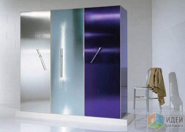 Шкаф по дизайну Ettore Sottsass, OAK Industria Arredamenti