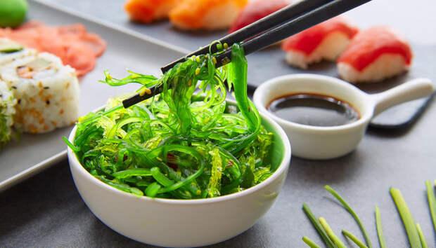 5 причин, почему водоросли нужно есть каждому