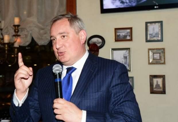 """Рогозин назвал """"странным решением"""" условный срок экс-строителю Восточного"""