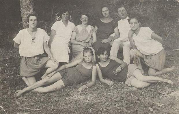 Как советские граждане СССР проводили время в Домах отдыха