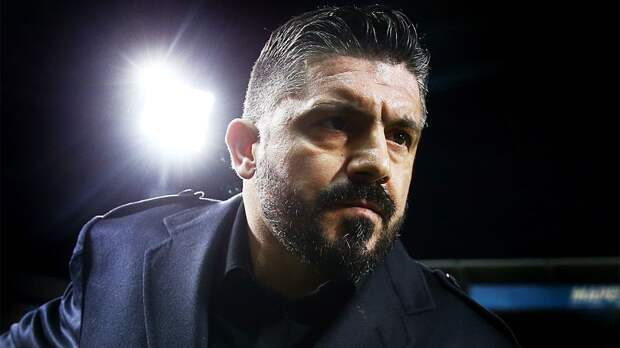 Президент «Наполи» объявил об уходе Гаттузо с поста главного тренера клуба