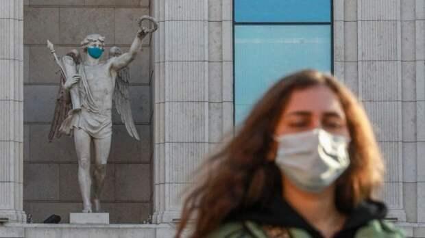 Власть СПб с 14 ноября вводит новые ограничения из-за коронавируса