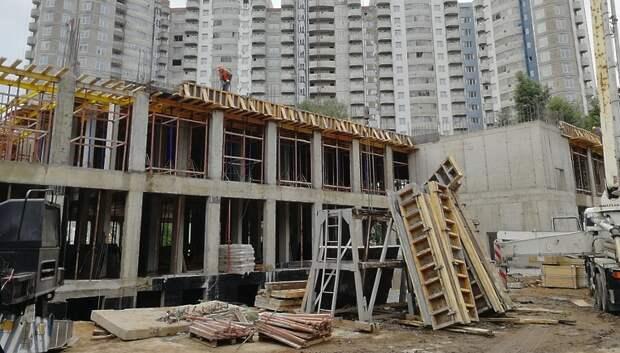 Воробьев: Срок получения разрешения на строительство можно сократить в 1,5 раза
