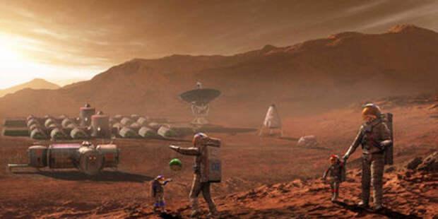 Какими будут законы марсианских колоний