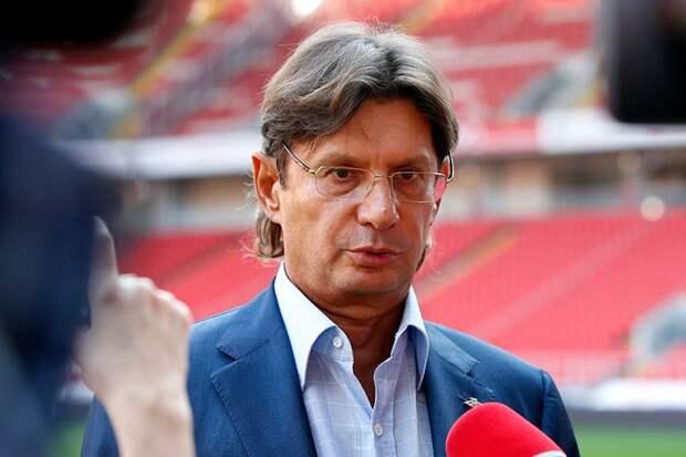 «Спартак» могут снять с чемпионата России по футболу