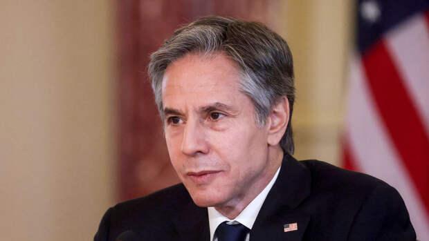 Госсекретарь США прибыл в Киев