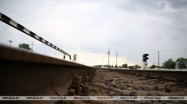 В Бобруйском районе женщина попала под поезд.