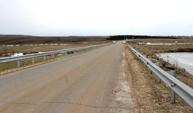 В Татарстане хотят делать дорогу к населенным пунктам из дешевого щебня