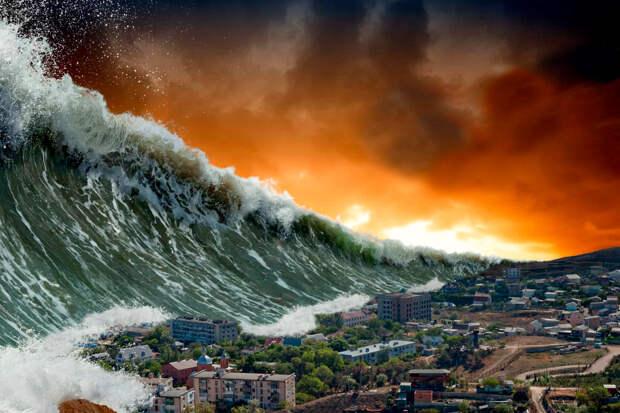 СССР хотел смыть США огромным цунами. Как?!