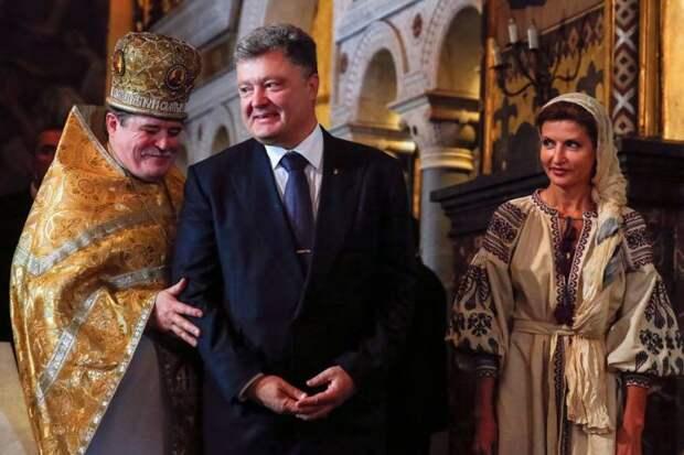 Кому торит дорогу на Украину президент Порошенко?
