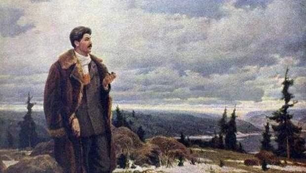 Тайны и легенды первой ссылки Сталина