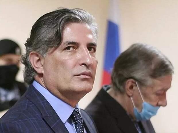 Ефремов заявил, что адвокат Пашаев подставил его