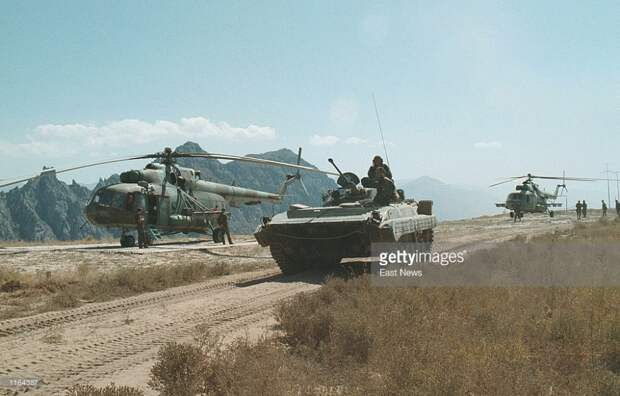 Таджикско-афганская граница, 27 сентября 2001 год.