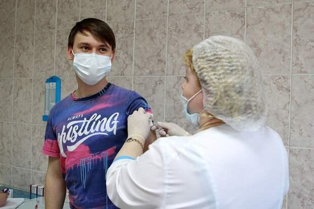 Насморк - противопоказание к прививке?