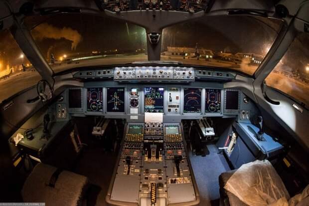 На МС-21 и SSJ 100 установят российскую операционную систему