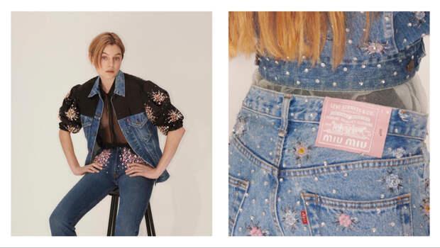 Дочь Кейт Мосс и принцесса Диана носят самые обсуждаемые апсайклинг-джинсы