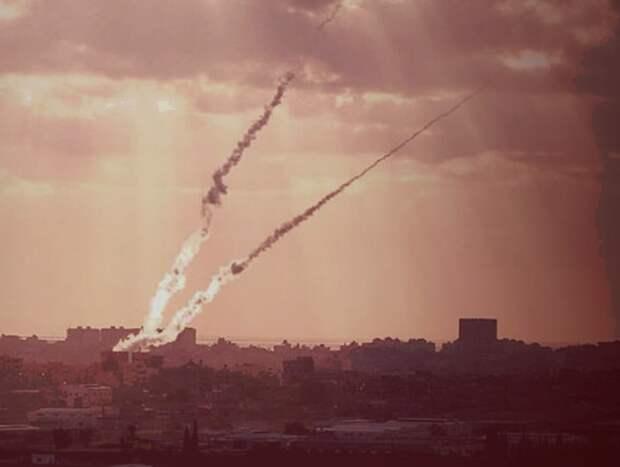Берлин обвинил ХАМАС в обострении ситуации на Ближнем Востоке