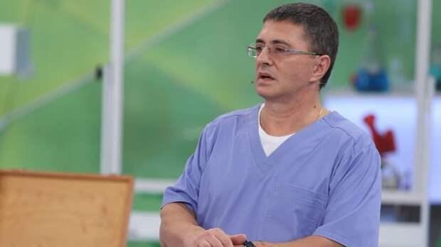 Доктор Мясников рассказал, как справиться с последствиями COVID-19