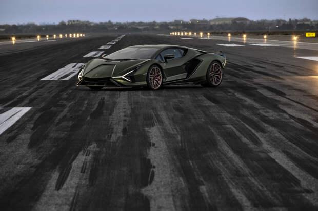 Lamborghini кардинально изменит модельный ряд