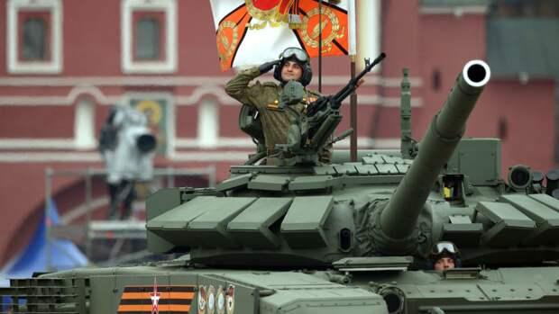 Журналист Welt поделился впечатлениями от парада Победы в Москве