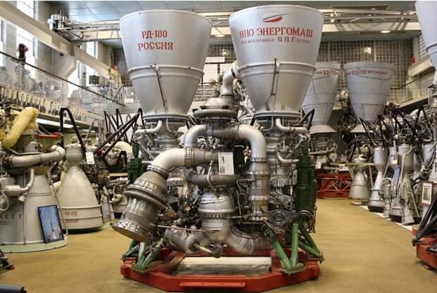 Отказ США от российских двигателей грозит непредсказуемыми последствиями
