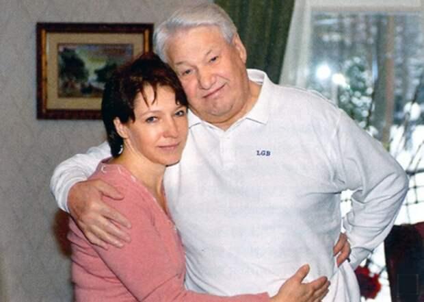 В день рождения Ельцина его дочь оправдала расстрел Дома Советов