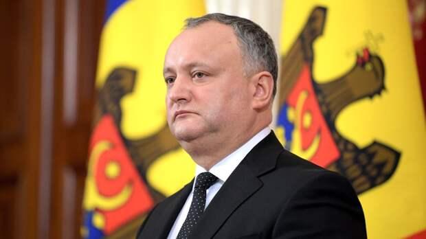 Экс-президент Молдавии принял участие в акции «Бессмертный полк» в Кишиневе