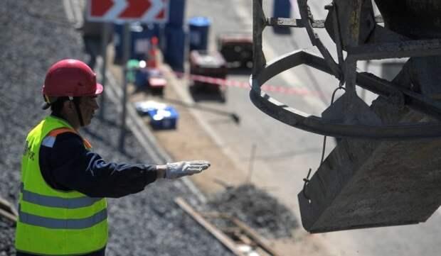 В Москве протестировали «умный костюм» строителя