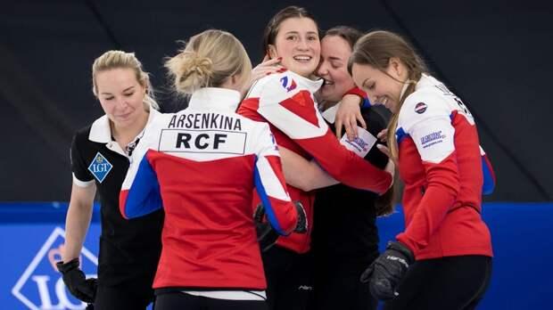 Скип сборной России по керлингу: «Для каждой из девчонок серебро чемпионата мира — это личная победа»
