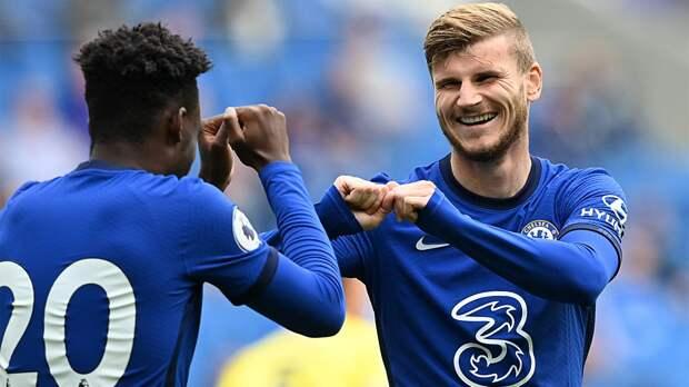 «Челси» разгромил «Шеффилд Юнайтед» и поднялся на 3-е место в АПЛ