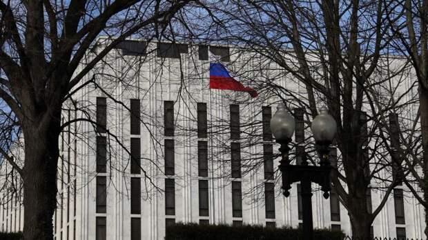Россия потребовала от США не раздувать антироссийские настроения