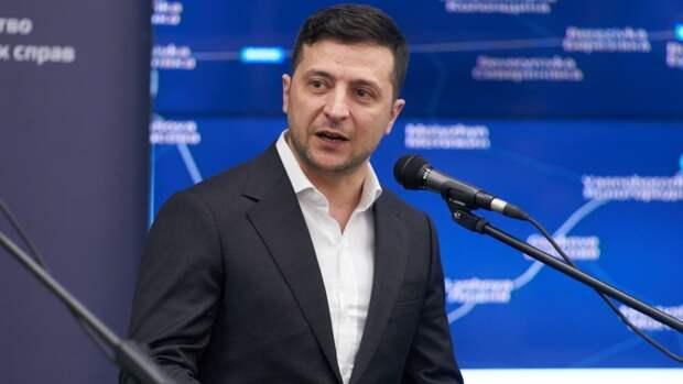Зеленский обсудил с Макроном вопрос о членстве Украины в НАТО