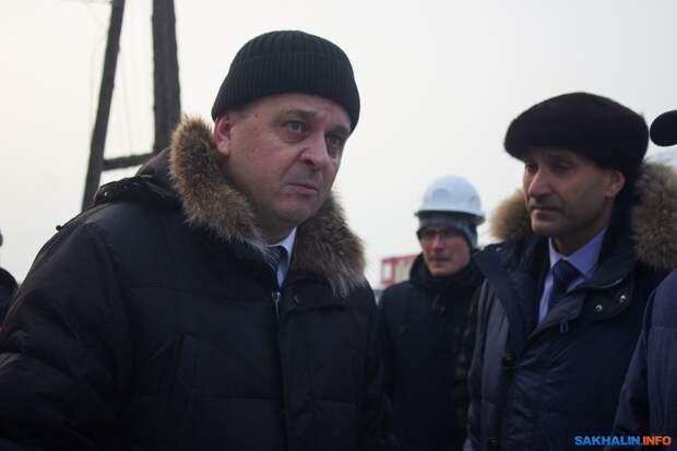 Дегтярев подобрал для Хабаровского края нового министра строительства