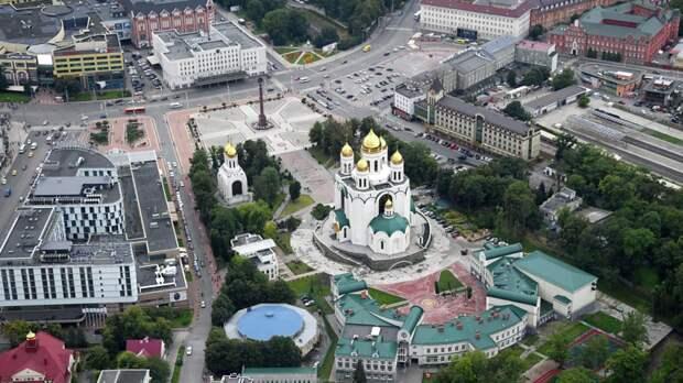 Калининградская область приняла 63,5 тысячи туристов в майские праздники
