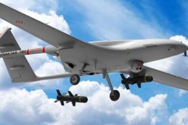 ВО: Турецкие дроны Bayraktar TB2 нанесли удар по территории Армении