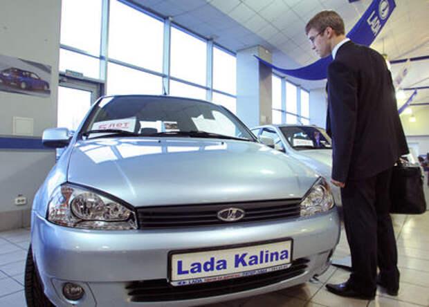 Рынок легковых автомобилей с пробегом топчется на месте