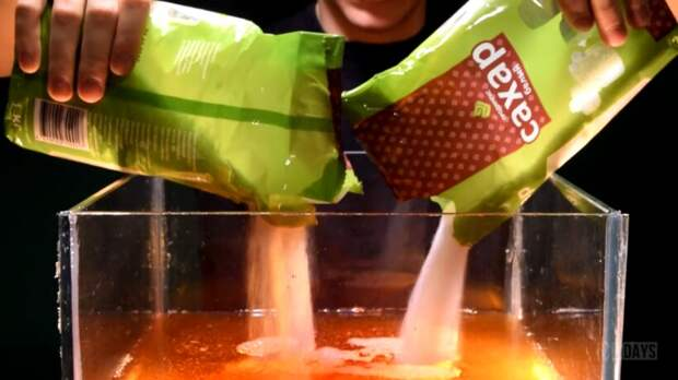 Видео: Как сделать бесконечный газированный напиток