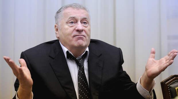 Жириновский назвал виноватых во всех бедах Украины