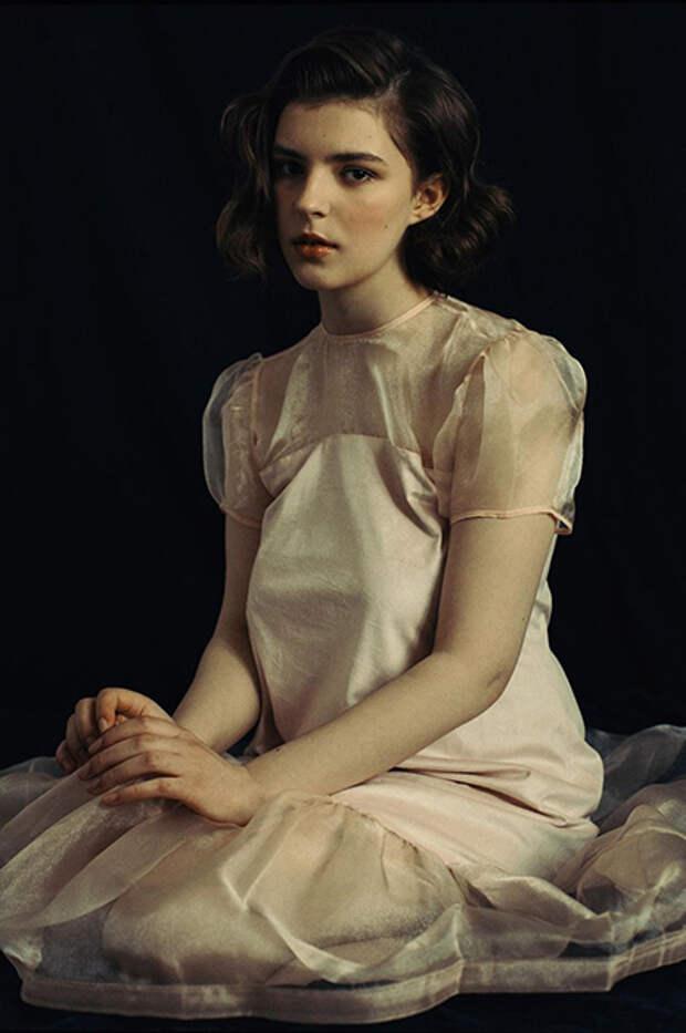 Полина Цыганова