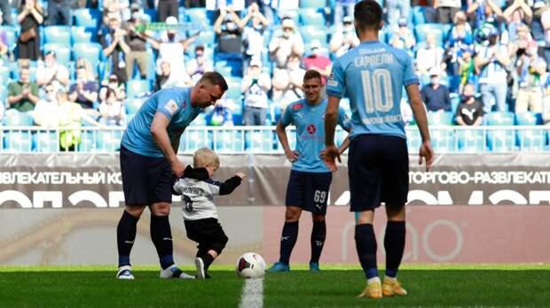«Такие сценарии не пишутся»: Корниленко забил в прощальном матче за «Крылья Советов»