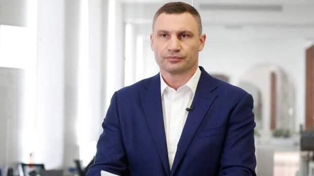 Кличко организовал заезд на скутерах для сотрудников посольств Украины